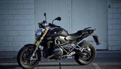 Prova su strada BMW R 1200R: una tranquilla naked da paura!