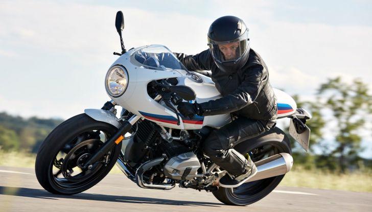 BMW presenta la R nineT Racer e la R nineT Pure 2017 - Foto 3 di 22