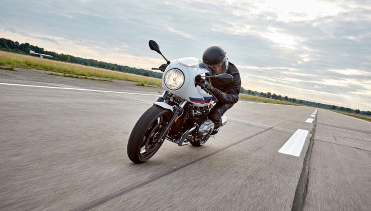 BMW presenta la R nineT Racer e la R nineT Pure 2017 - Foto 4 di 22