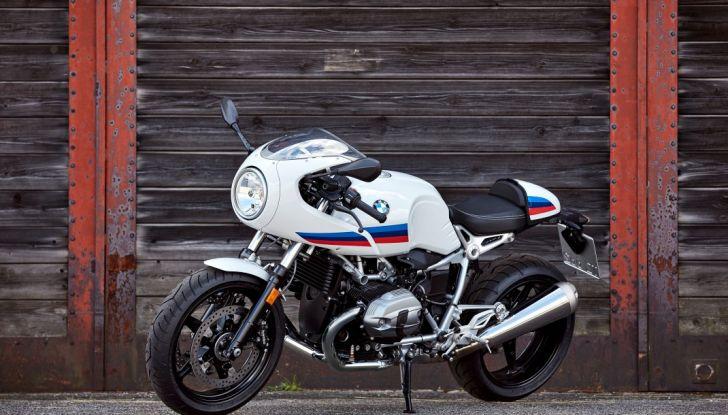 BMW presenta la R nineT Racer e la R nineT Pure 2017 - Foto 8 di 22