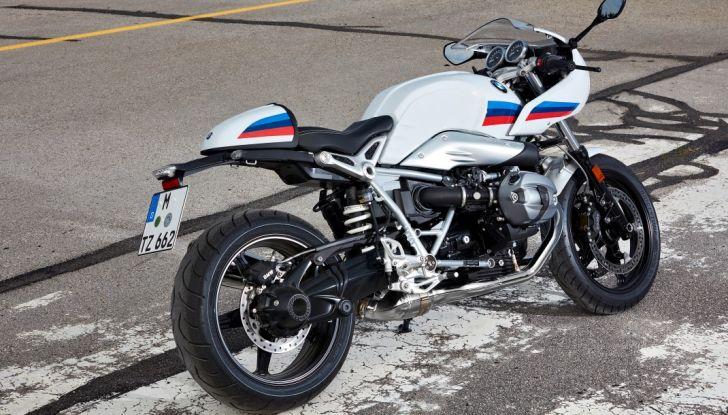 BMW presenta la R nineT Racer e la R nineT Pure 2017 - Foto 9 di 22