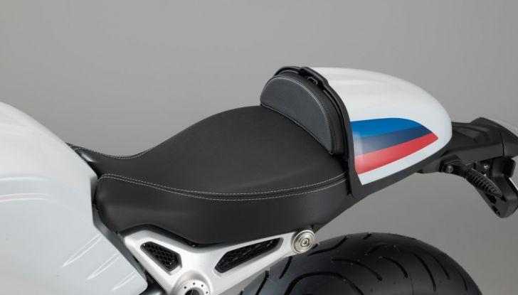 BMW presenta la R nineT Racer e la R nineT Pure 2017 - Foto 11 di 22