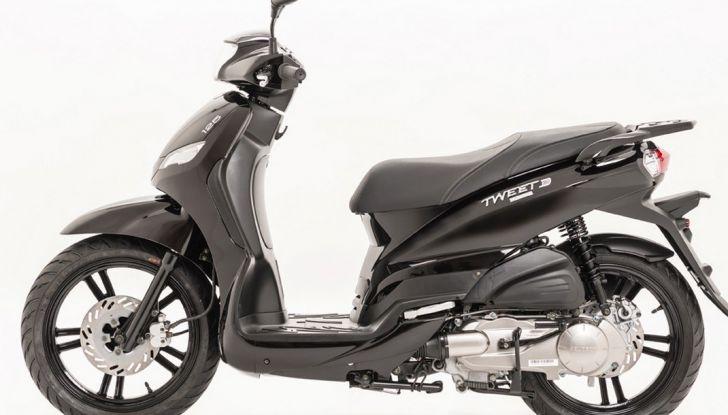 Prova Peugeot Tweet: lo scooter cittadino si fa in due - Foto 12 di 15