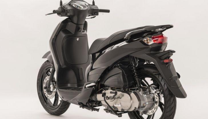 Prova Peugeot Tweet: lo scooter cittadino si fa in due - Foto 11 di 15