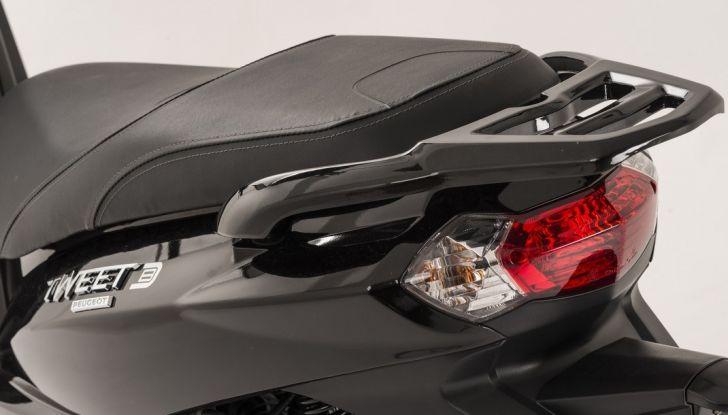 Prova Peugeot Tweet: lo scooter cittadino si fa in due - Foto 9 di 15