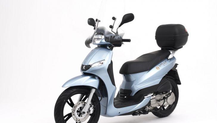 Prova Peugeot Tweet: lo scooter cittadino si fa in due - Foto 6 di 15