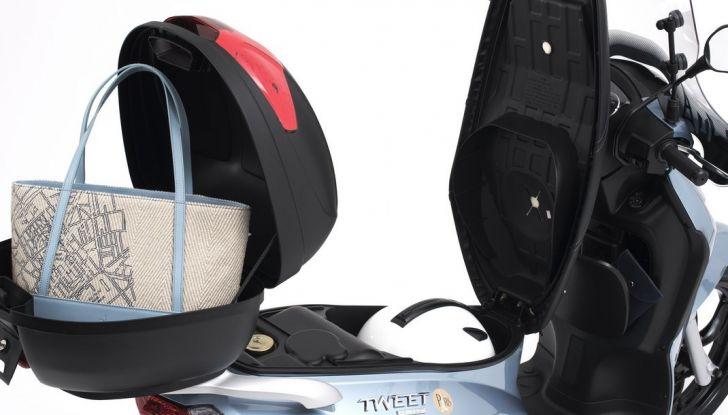 Prova Peugeot Tweet: lo scooter cittadino si fa in due - Foto 5 di 15