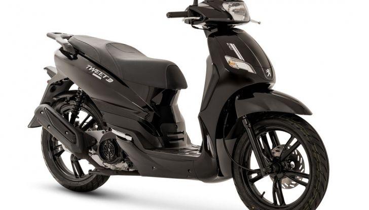 Prova Peugeot Tweet: lo scooter cittadino si fa in due - Foto 4 di 15