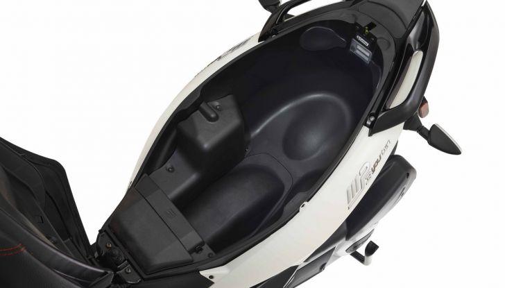 Piaggio MP3 300 Yourban LT: cittadino modello, oggi euro 4 - Foto 8 di 8