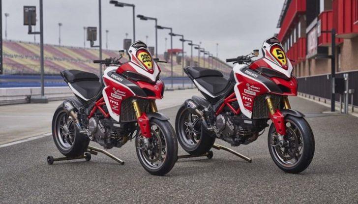 Ducati Multistrada 1260 trionfa alla Pikes Peak 2018 - Foto 8 di 8