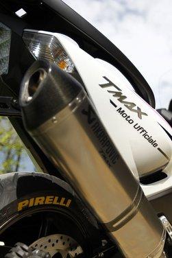 Yamaha TMax 530 e Club TMax ASD al via del Giro d'Italia del Record - Foto 18 di 19