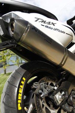 Yamaha TMax 530 e Club TMax ASD al via del Giro d'Italia del Record - Foto 19 di 19