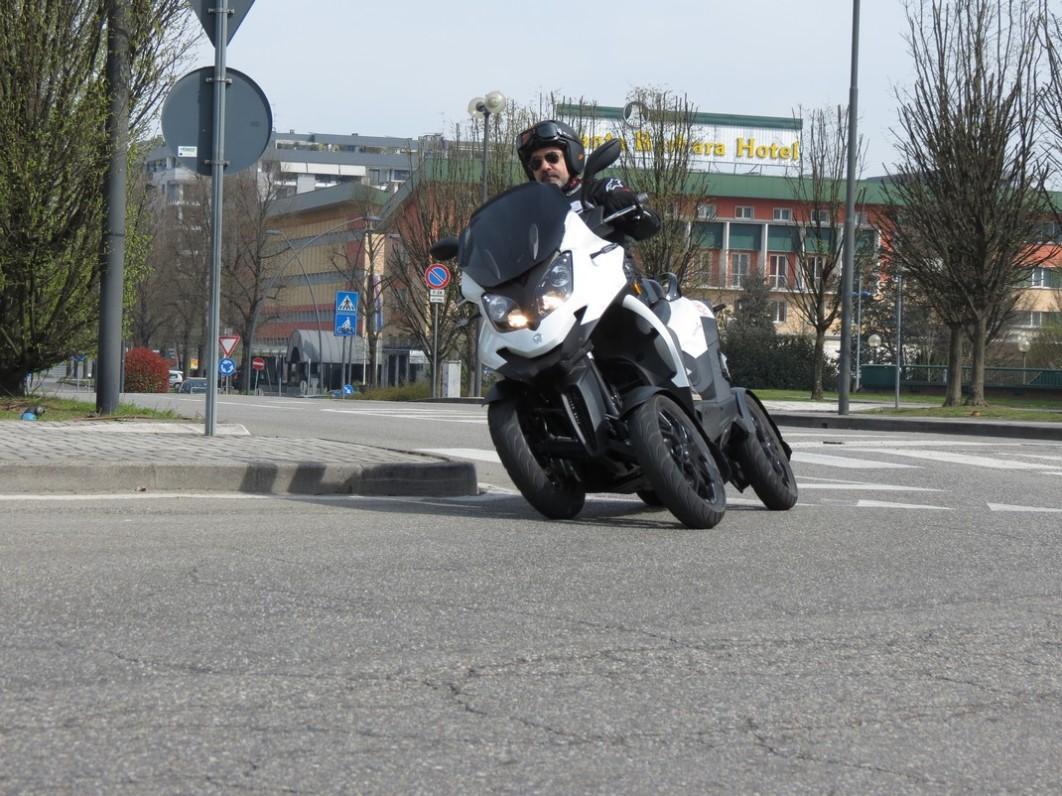 Test Ride Quadro4: un mezzo con i numeri in regola