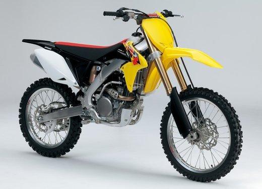 Suzuki RM-Z250 e RM-Z450 - Foto 9 di 22