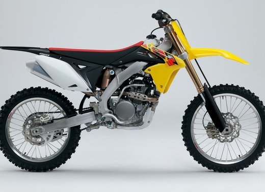 Suzuki RM-Z250 e RM-Z450 - Foto 12 di 22