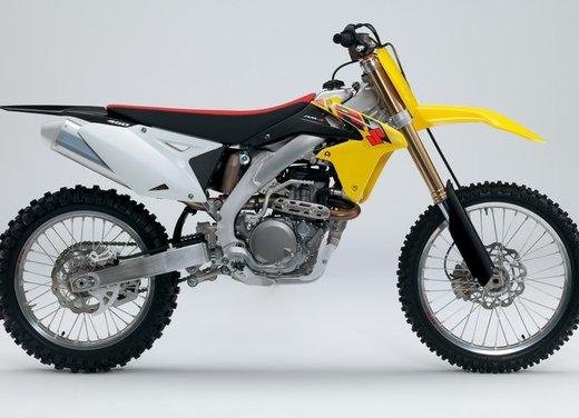 Suzuki RM-Z250 e RM-Z450 - Foto 11 di 22