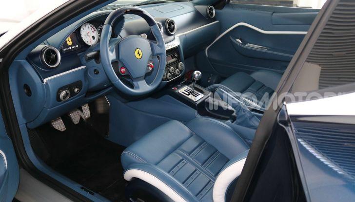 Rarissima Ferrari 599 GTZ Nibbio Zagato in vendita all'asta - Foto 7 di 12