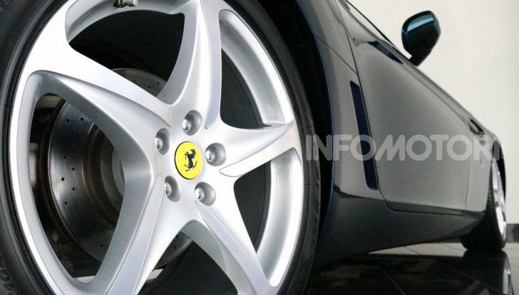 Rarissima Ferrari 599 GTZ Nibbio Zagato in vendita all'asta - Foto 8 di 12