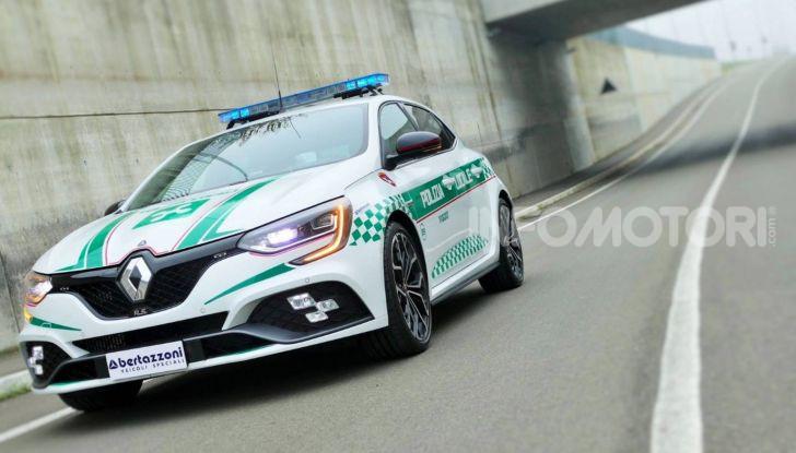 Renault Mégane RS, versione speciale per la Polizia Locale - Foto 1 di 8