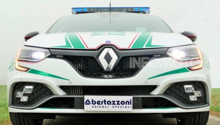 Renault Mégane RS, versione speciale per la Polizia Locale - Foto 4 di 8