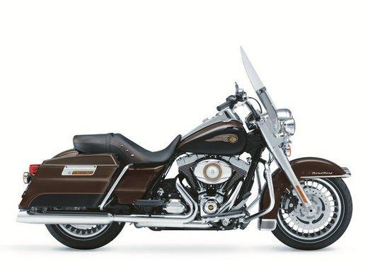 Harley-Davidson festeggia i suoi 110 anni alla European Bike Week 2012 - Foto 26 di 36