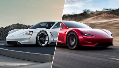 Tesla ha i giorni contati: tutti contro Tesla al Salone di Los Angeles!