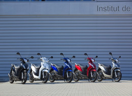 Honda Vision 110: long test ride del nuovo scooter Honda - Foto 18 di 25