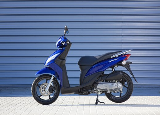 Honda Vision 110: long test ride del nuovo scooter Honda - Foto 22 di 25