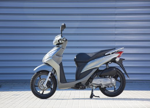Honda Vision 110: long test ride del nuovo scooter Honda - Foto 23 di 25