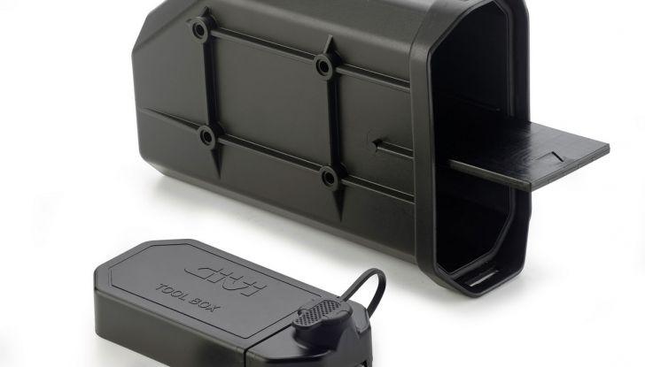 GIVI S250 Tool box: per avventurieri - Foto 1 di 5