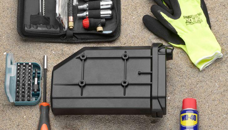 GIVI S250 Tool box: per avventurieri - Foto 2 di 5