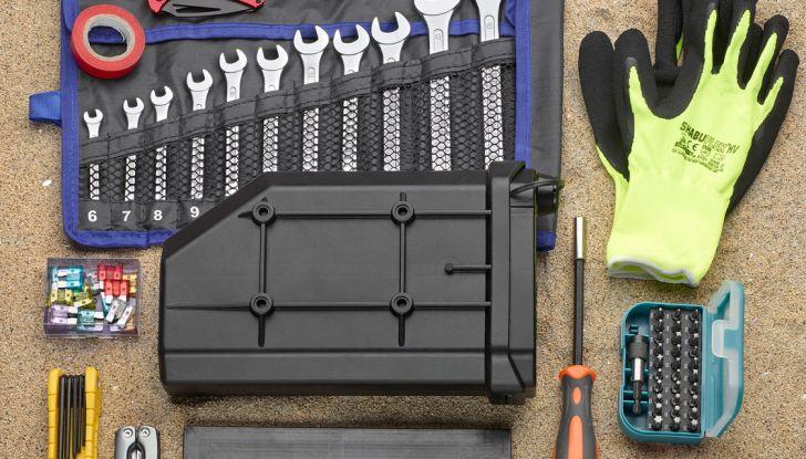 GIVI S250 Tool box: per avventurieri - Foto 3 di 5