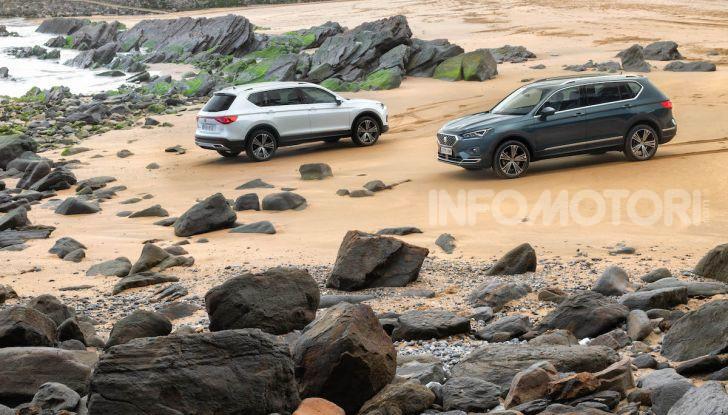 Prova su strada Seat Tarraco: il SUV sportivo è ammiraglia del marchio - Foto 29 di 49