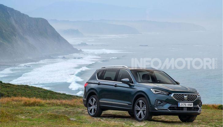 Prova su strada Seat Tarraco: il SUV sportivo è ammiraglia del marchio - Foto 30 di 49