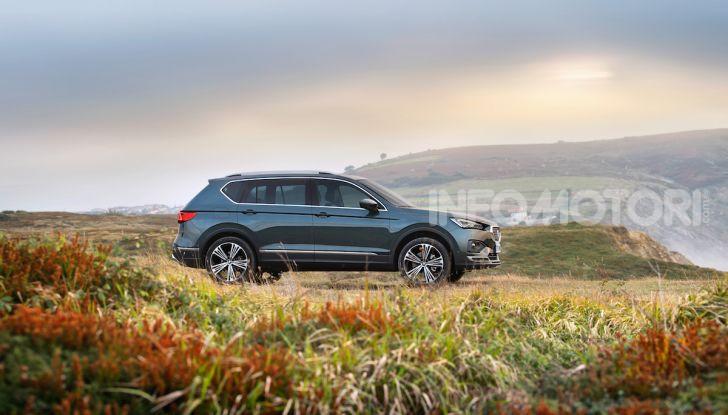 Prova su strada Seat Tarraco: il SUV sportivo è ammiraglia del marchio - Foto 31 di 49