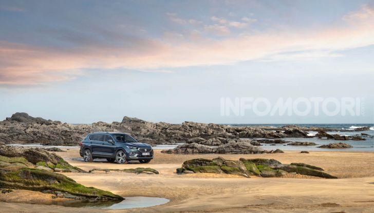 Prova su strada Seat Tarraco: il SUV sportivo è ammiraglia del marchio - Foto 33 di 49