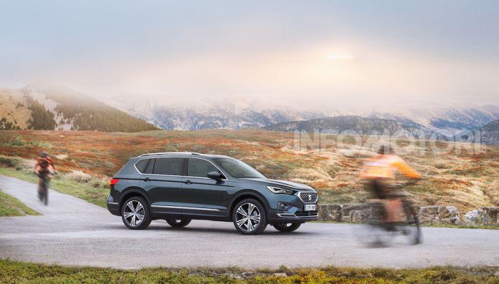 Prova su strada Seat Tarraco: il SUV sportivo è ammiraglia del marchio - Foto 34 di 49