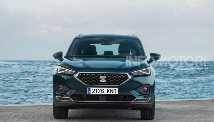 Prova su strada Seat Tarraco: il SUV sportivo è ammiraglia del marchio - Foto 37 di 49