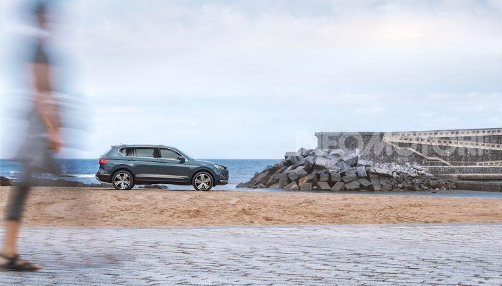 Prova su strada Seat Tarraco: il SUV sportivo è ammiraglia del marchio - Foto 38 di 49