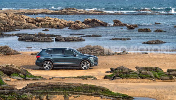 Prova su strada Seat Tarraco: il SUV sportivo è ammiraglia del marchio - Foto 39 di 49