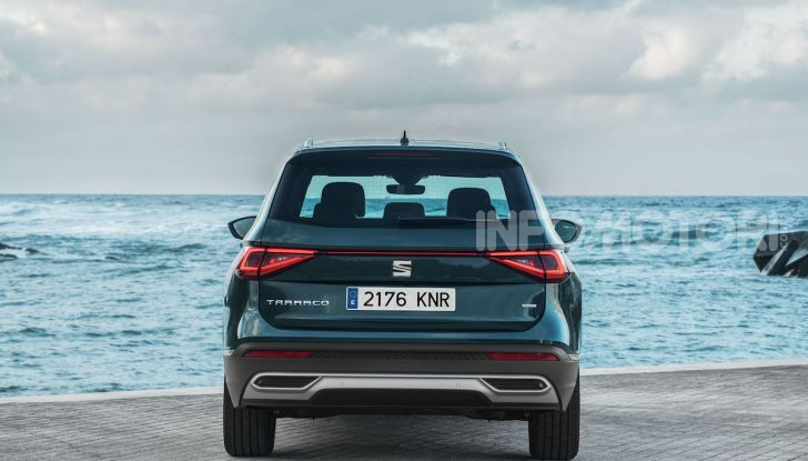 Prova su strada Seat Tarraco: il SUV sportivo è ammiraglia del marchio - Foto 42 di 49