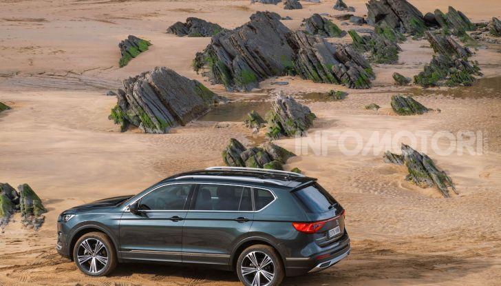 Prova su strada Seat Tarraco: il SUV sportivo è ammiraglia del marchio - Foto 44 di 49