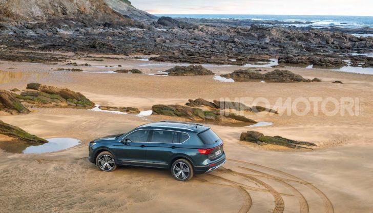 Prova su strada Seat Tarraco: il SUV sportivo è ammiraglia del marchio - Foto 45 di 49