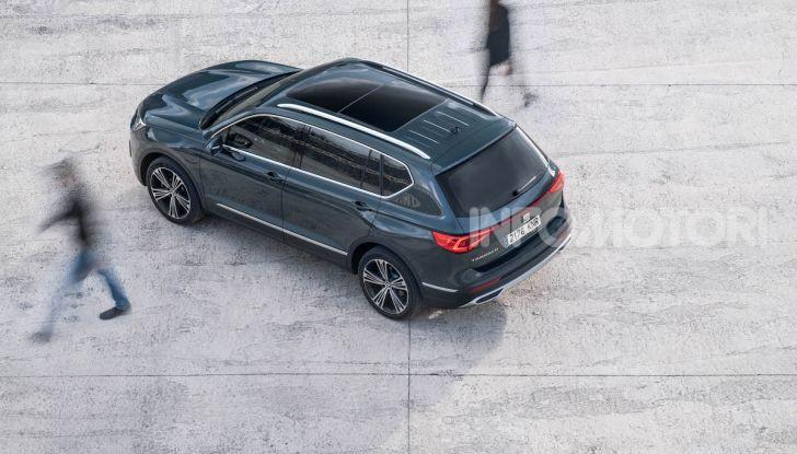Prova su strada Seat Tarraco: il SUV sportivo è ammiraglia del marchio - Foto 46 di 49