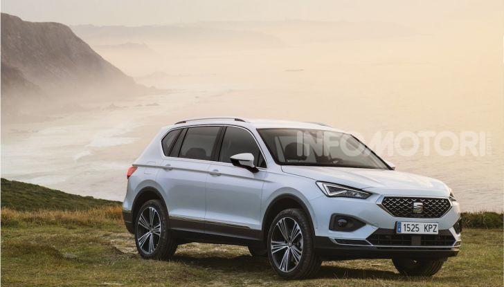 Prova su strada Seat Tarraco: il SUV sportivo è ammiraglia del marchio - Foto 47 di 49