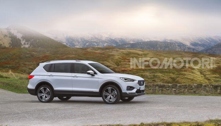 Prova su strada Seat Tarraco: il SUV sportivo è ammiraglia del marchio - Foto 48 di 49