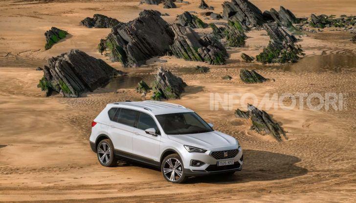 Prova su strada Seat Tarraco: il SUV sportivo è ammiraglia del marchio - Foto 49 di 49