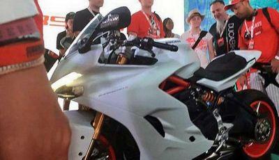 Ducati Supersport 936 2017: come ai vecchi tempi
