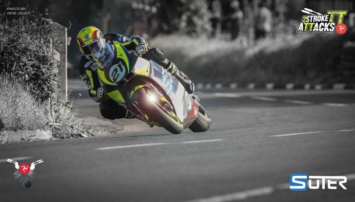 La Suter MMX500 2T contro le Superbike nel National Trophy a Misano - Foto 2 di 7