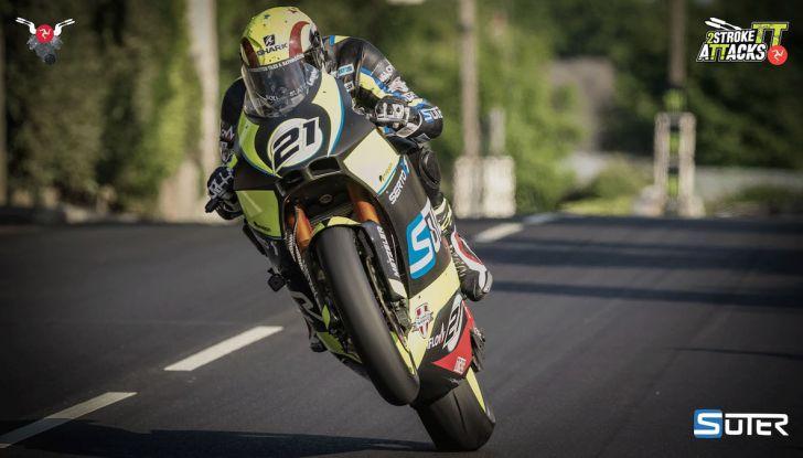 La Suter MMX500 2T contro le Superbike nel National Trophy a Misano - Foto 1 di 7